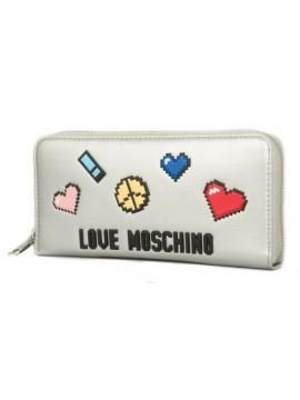 SG Portafoglio donna LOVE MOSCHINO articolo JC5521PP15LH SOFT NAPPA PU