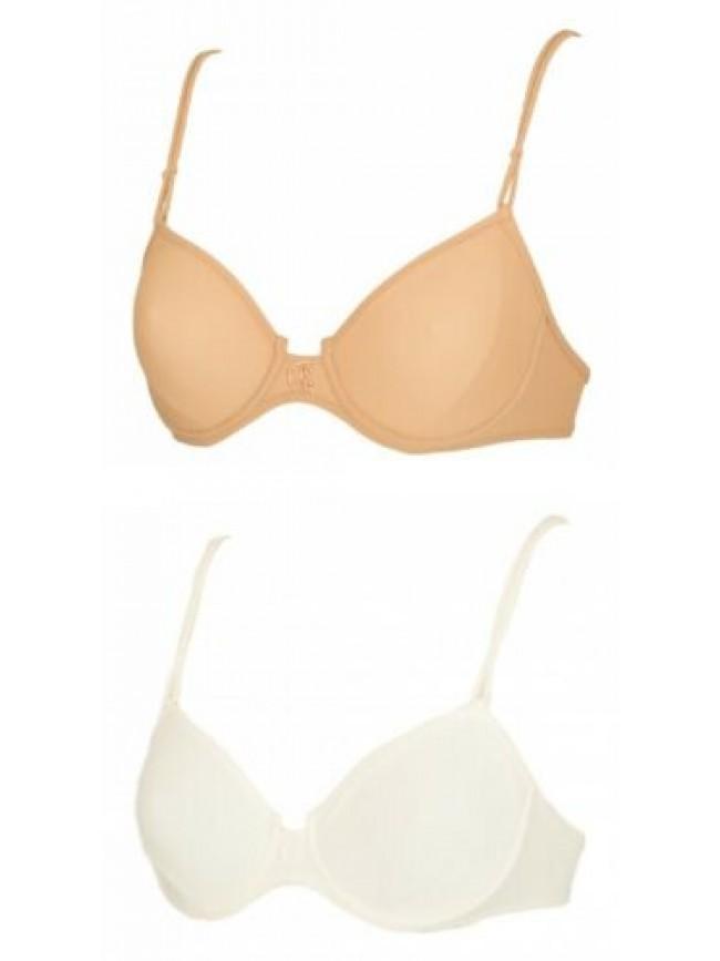 SG Reggiseno light donna con ferretto underwear CHRISTIES articolo 1.10.354 made