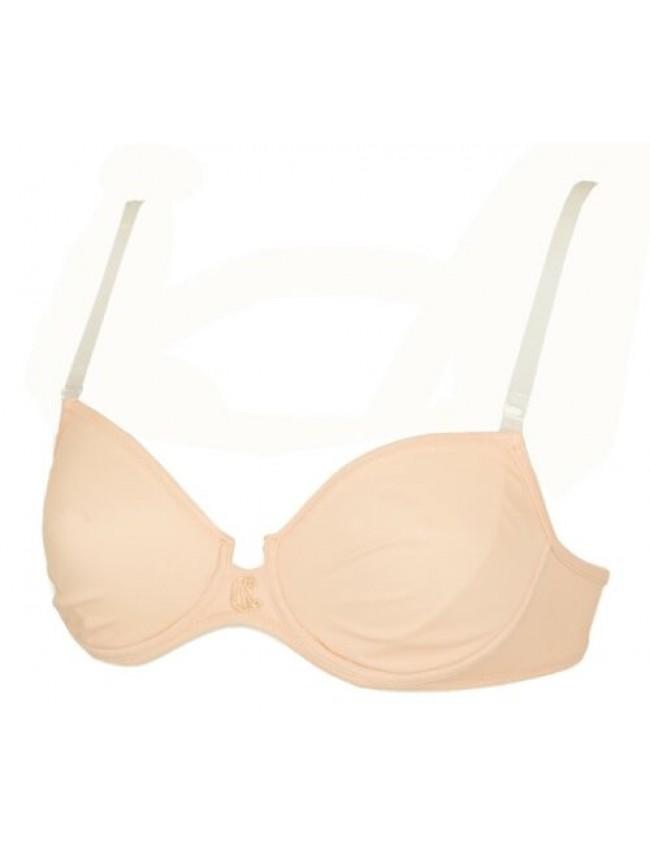 SG Reggiseno light donna ferretto spalline trasparenti underwear CHRISTIES artic