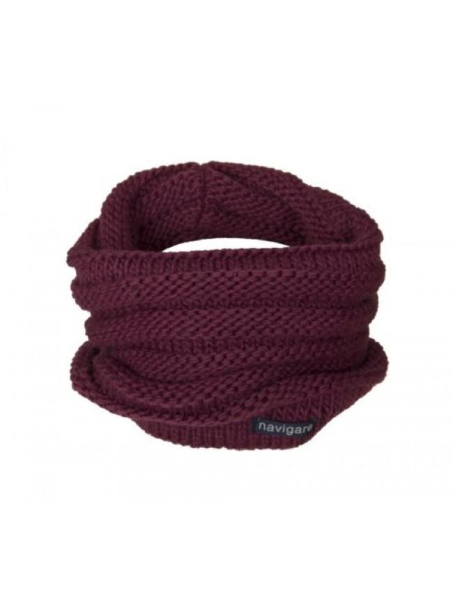 SG Scaldacollo fascia collo sciarpa donna NAVIGARE articolo 038 made in ITALY -