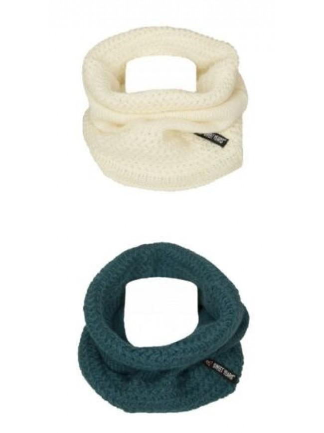 SG Scaldacollo fascia collo sciarpa donna SWEET YEARS articolo MS1467.SY01 made