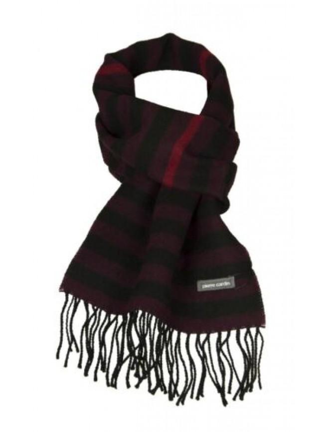 SG Sciarpa donna in lana e acrilico PIERRE CARDIN articolo JC3205 made in ITALY