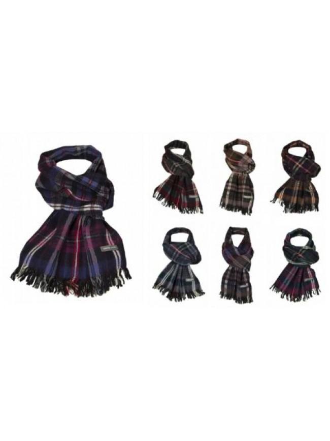 SG Sciarpa donna in lana e cotone PIERRE CARDIN articolo JC3195 made in ITALY -