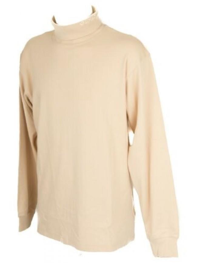 SG T-shirt maglia uomo manica lunga collo alto dolcevita LOTTO articolo G6763