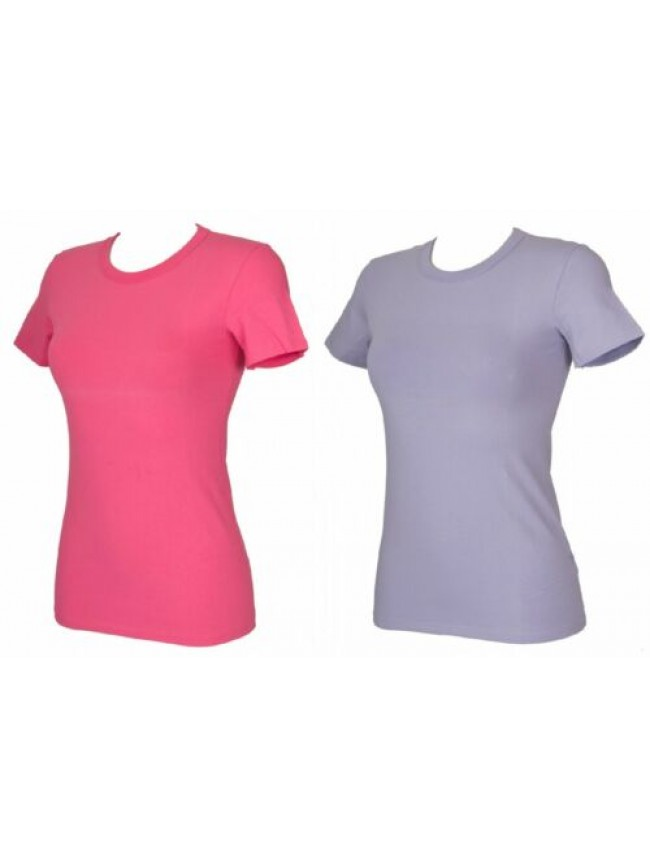 SG T-shirt maglietta donna manica corta girocollo cotone D&G DOLCE & GABBANA art
