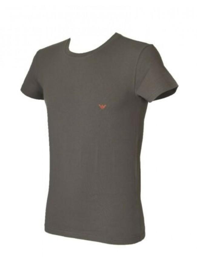 SG T-shirt maglietta uomo girocollo manica corta elasticizzata EMPORIO ARMANI ar