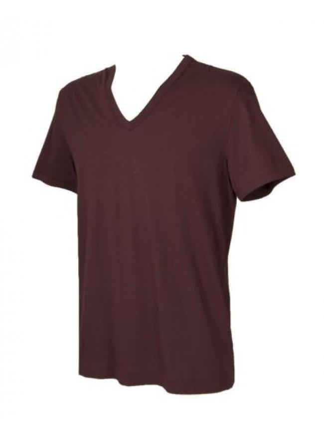 SG T-shirt maglietta uomo scollo V manica corta cotone DOLCE E GABBANA articolo