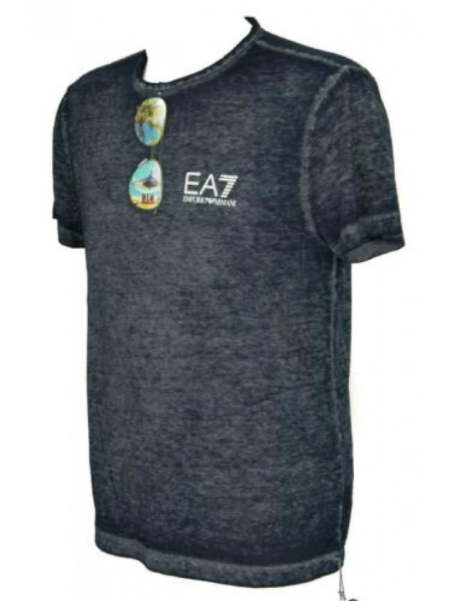 SG T-shirt manica corta maglietta uomo girocollo EA7 EMPORIO ARMANI articolo 3ZP