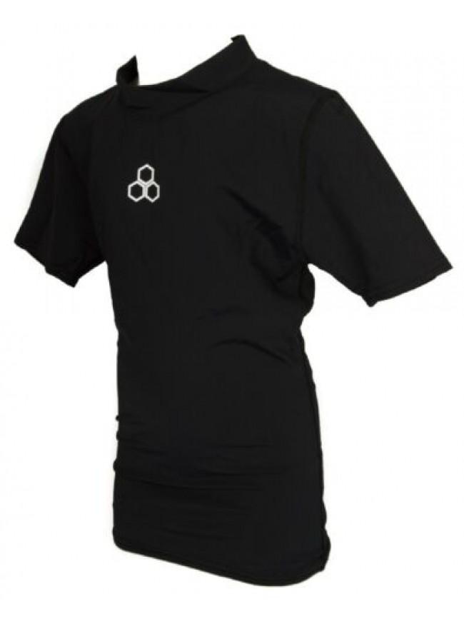SG T-shirt ragazzo junior manica corta maglia sport che mantiene il corpo asciut