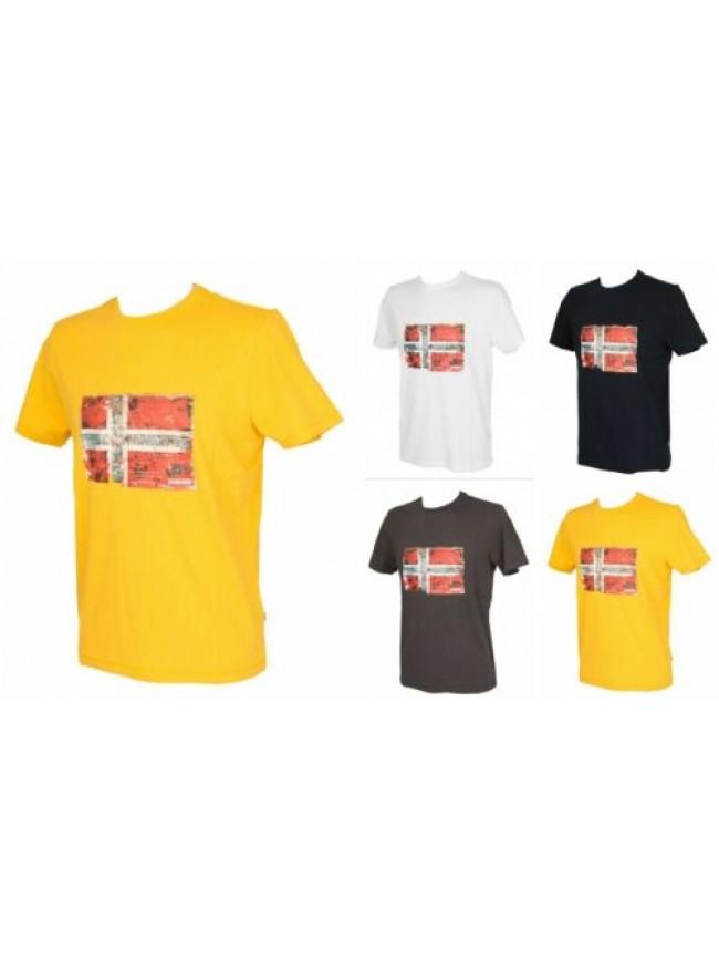 SG T-shirt uomo manica corta girocollo NAPAPIJRI articolo N0YIJ4 SEITEM