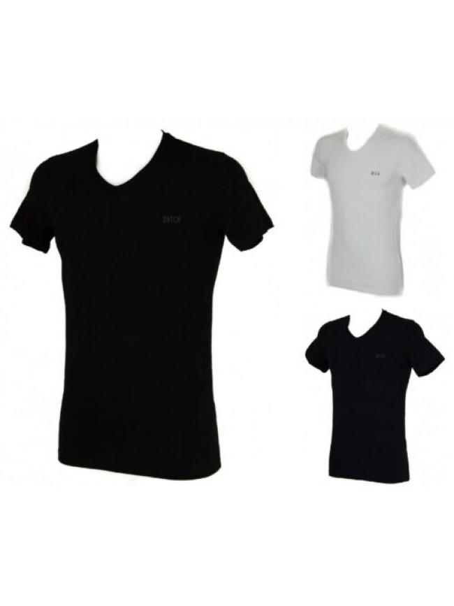 SG T-shirt uomo scollo V manica corta DATCH articolo DIUA5002