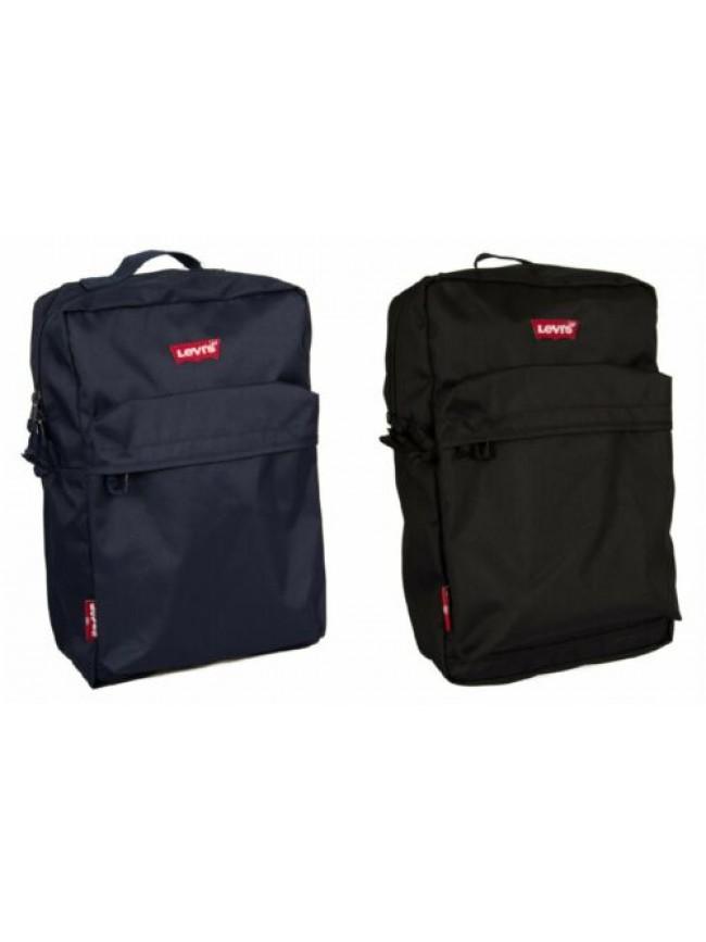 SG Zaino volume 25 litri con vano porta notebook laptop 15 pollici LEVI'S artico