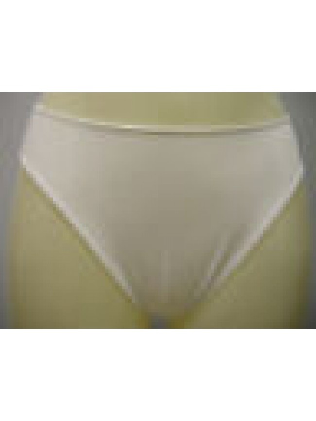 SLIP DONNA CHANTELLE BRIEF WOMAN ART.2578 T.3 M MEDIUM COL.BIANCO WHITE BLANC