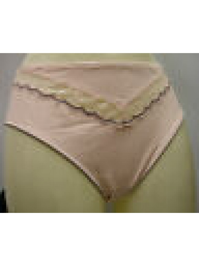 SLIP DONNA CHANTELLE BRIEF WOMAN ART.2963 T.5 XL EX. LARGE C.ROSA TAFFETA ROSE