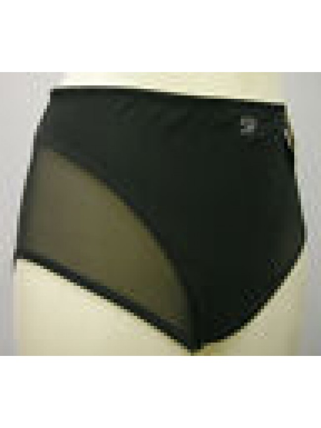 SLIP DONNA SIMONE PERELE BRIEF WOMAN ART.SUNLIGHT 6150 T.6 COL.15 NERO BLACK