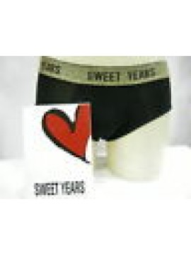 SLIP UOMO SWEET YEARS ART.1008 1390 TG.3/S NERO