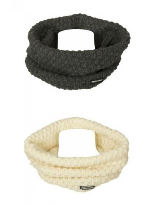 Scaldacollo fascia collo sciarpa donna ENRICO COVERI articolo ECSC02 made in ITA