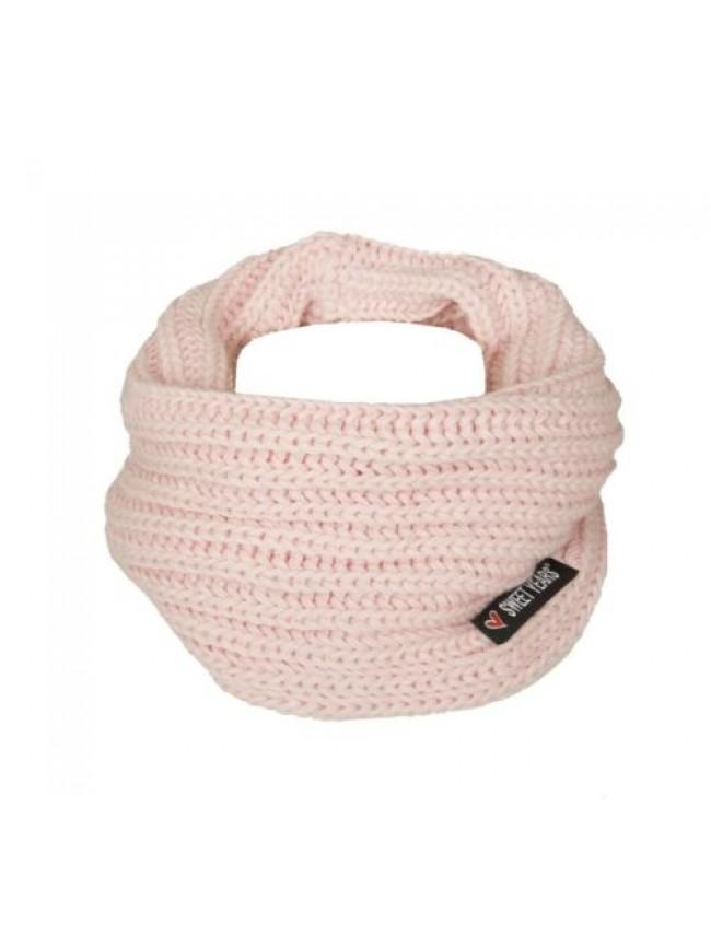 Scaldacollo fascia collo sciarpa donna SWEET YEARS articolo MS5588 made in ITALY