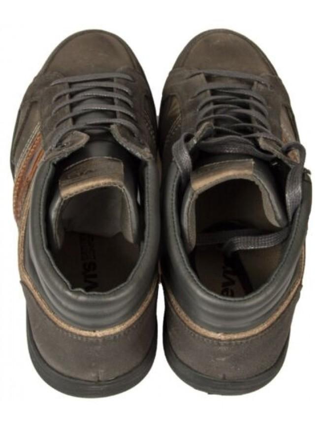 Scarpe ginnastica tempo libero sneakers uomo suola gomma soletta comfort LEVI'S