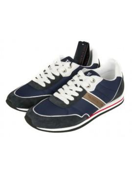 Scarpe uomo sneaker TRUSSARDI JEANS articolo 77S524 CITY LOGO
