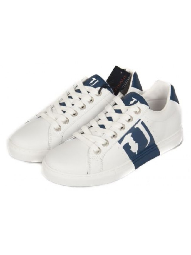 Scarpe uomo sneaker TRUSSARDI JEANS articolo 77S527 SNEAKER LOGO LATERAL 580392890dd