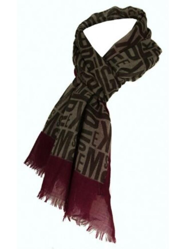 Sciarpa 100% lana cm.172 x cm.70 BIKKEMBERGS articolo 11544/14873