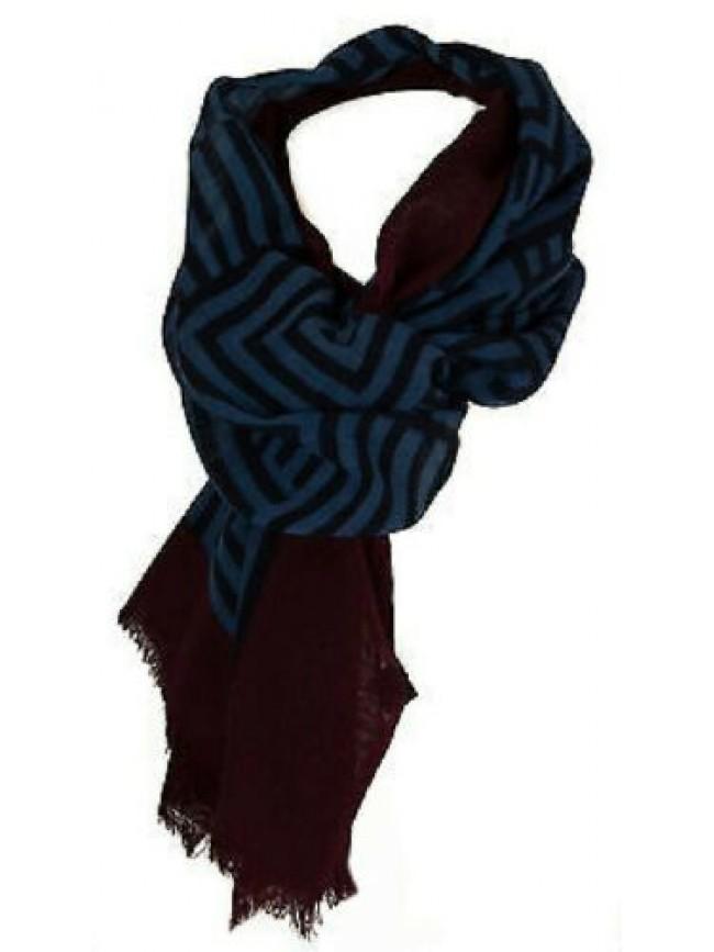 Sciarpa 100% lana cm.172 x cm.72 BIKKEMBERGS articolo 11545/14874