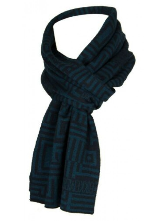 Sciarpa 50% lana cm.176x26 BIKKEMBERGS articolo 02154/14826 MADE IN ITALY