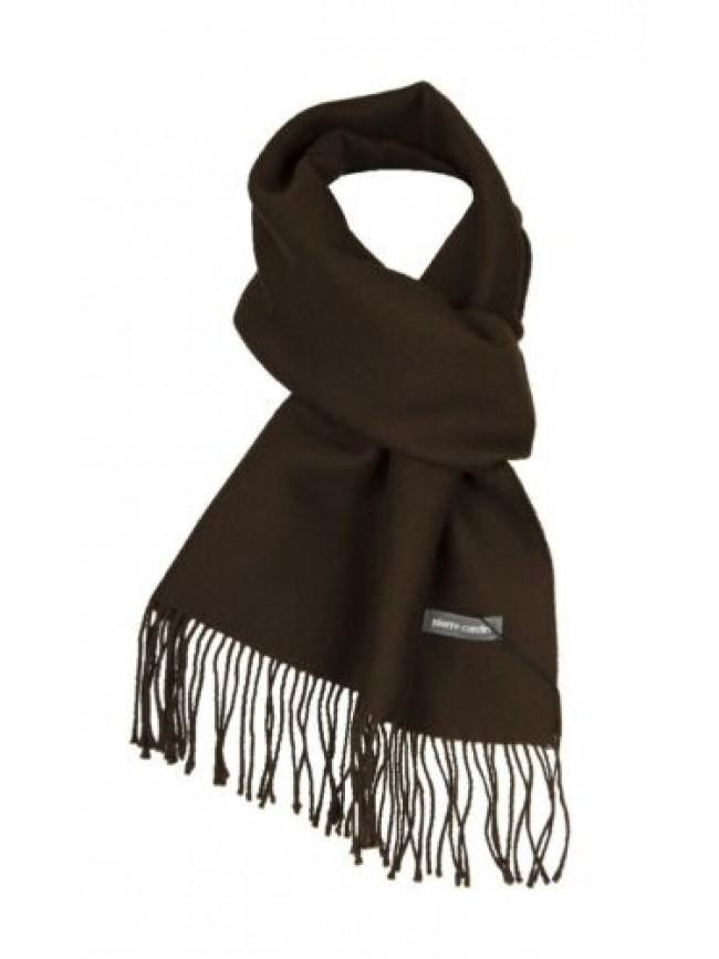 Sciarpa donna in lana e acrilico PIERRE CARDIN articolo L1318 P001 made in ITALY