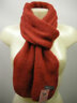 Sciarpa donna scarf woman PIERRE CARDIN art.PC001 col.2 rosso red Italy