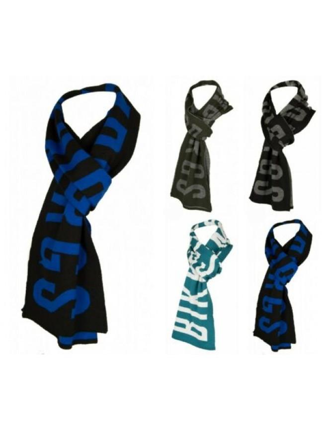 Sciarpa double face 50% lana cm.210x25 BIKKEMBERGS articolo 02131/14794