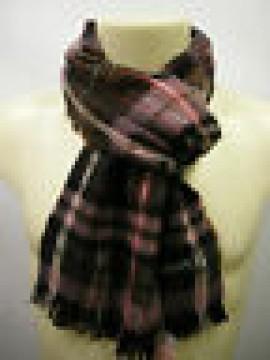 Sciarpa lana scarf wool unisex PIERRE CARDIN JC3195 P001 col.2 rosa pink Italy