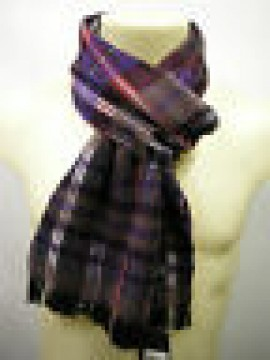 Sciarpa lana scarf wool unisex PIERRE CARDIN JC3195 P001 col.4 carruba Italy