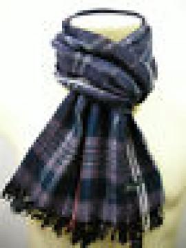 Sciarpa lana scarf wool unisex PIERRE CARDIN JC3195 P001 col.5 royal Italy