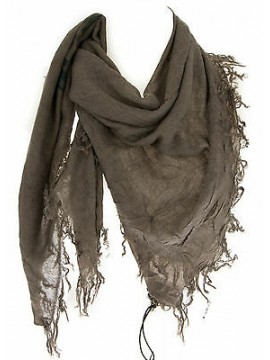 Sciarpa pashmina foulard scarf GUESS art.AM6069 col.MLT MILITARY GREEN