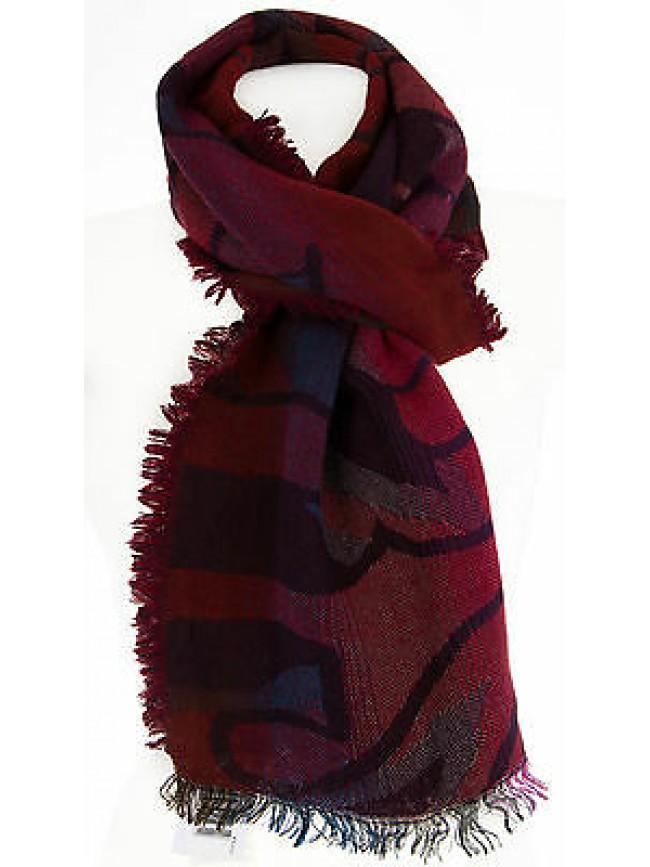 Sciarpa scarf SWEET YEARS art.JC3643 col.6 RUBINO cuore heart Italy