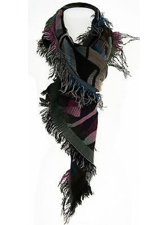Sciarpa scarf SWEET YEARS art.JC3644 col.1 GRIGIO Italy