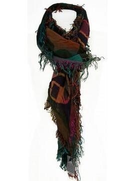 Sciarpa scarf SWEET YEARS art.JC3644 col.4 BOTTIGLIA Italy