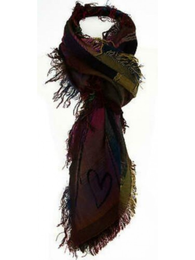 Sciarpa scarf SWEET YEARS art.JC3645 col.6 ARANCIO Italy