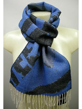Sciarpa scarf SWEET YEARS art.JC3725 colore 6 royal Italy