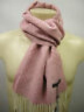 Sciarpa scarf unisex PIERRE CARDIN art.JC3122 P001 col.5 rosa pink Italy