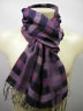 Sciarpa scarf unisex PIERRE CARDIN art.JC3180 P001 col.2 lilla Italy