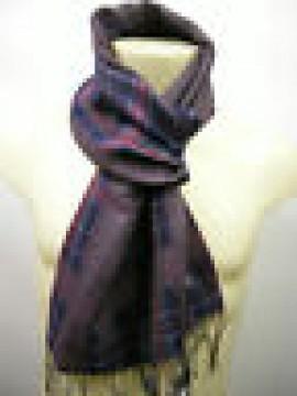 Sciarpa scarf unisex PIERRE CARDIN art.JC3180 P001 col.6 viola purple Italy