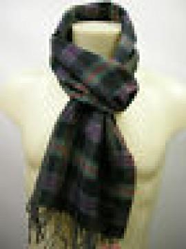 Sciarpa scarf unisex PIERRE CARDIN art.JC3180 P001 col.7 antracite Italy