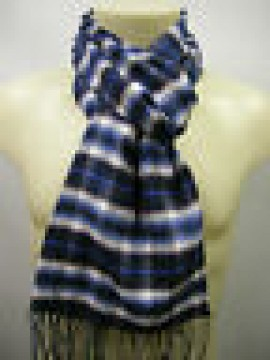 Sciarpa scarf unisex PIERRE CARDIN art.JC3477 P001 col.1 navy Italy