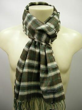 Sciarpa scarf unisex PIERRE CARDIN art.JC3488 P001 col.1 moro Italy