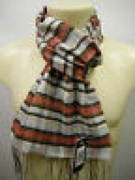 Sciarpa scarf unisex PIERRE CARDIN art.JC3491 P001 col.1 cacao Italy