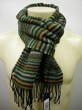 Sciarpa scarf unisex PIERRE CARDIN art.JC3563 P001 col.2 verde green Italy
