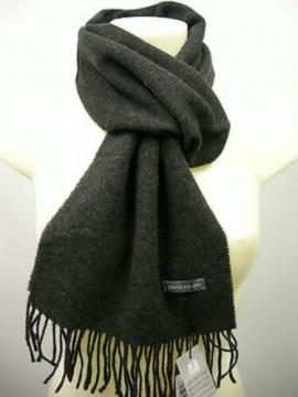 Sciarpa scarf unisex PIERRE CARDIN art.ROMA P001 col.103 antracite Italy