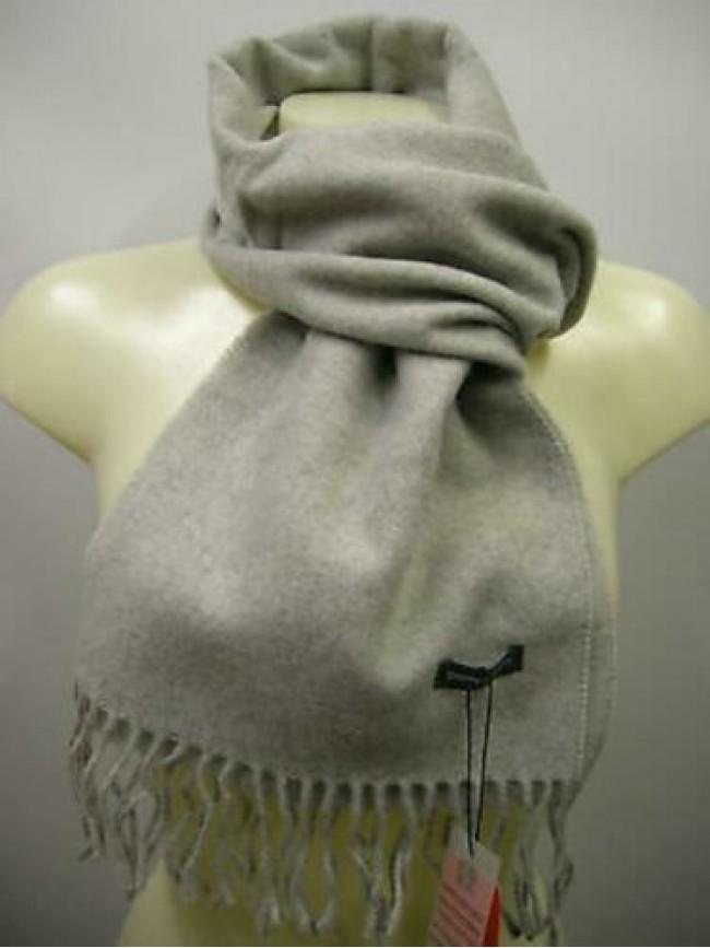 Sciarpa scarf unisex PIERRE CARDIN art.ROMA P001 col.108 perla pearl Italy